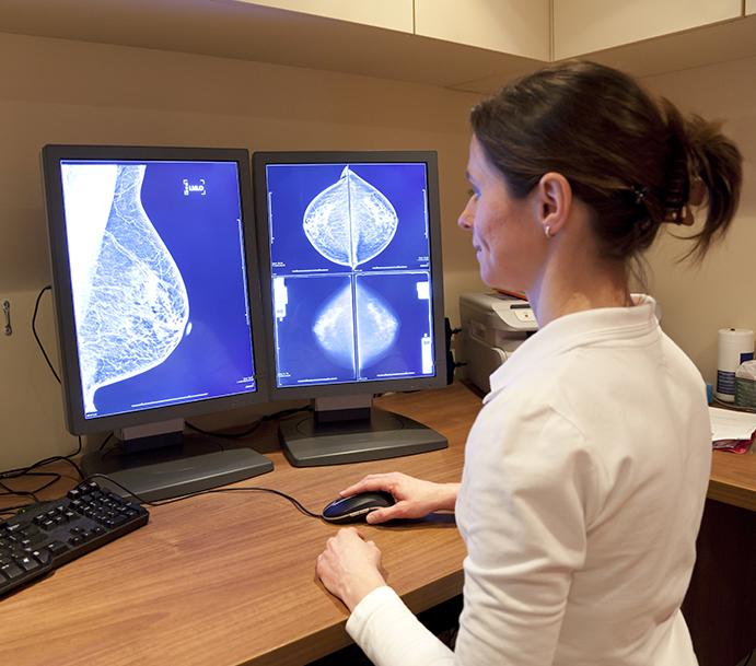 Mammographie Paris Nord